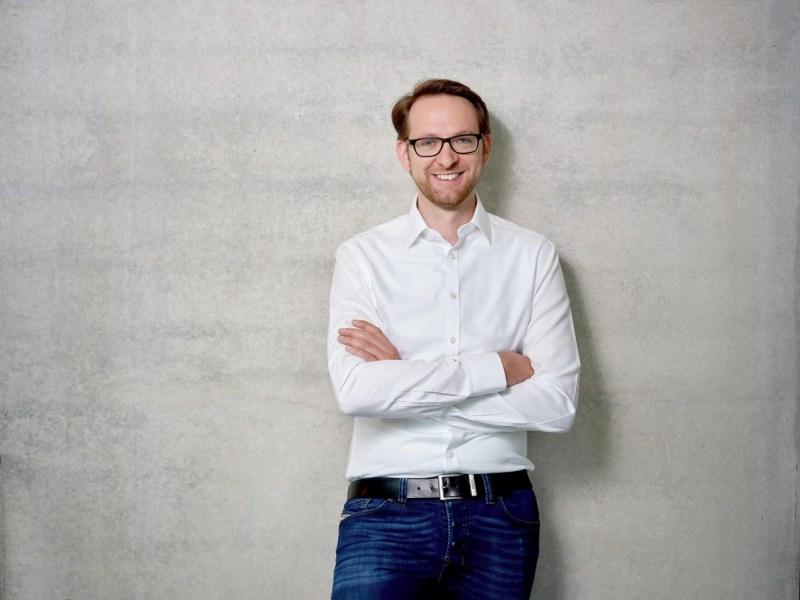 Thomas Saueressig, Vorstandsmitglied der SAP SE, Walldorf, Deutschland
