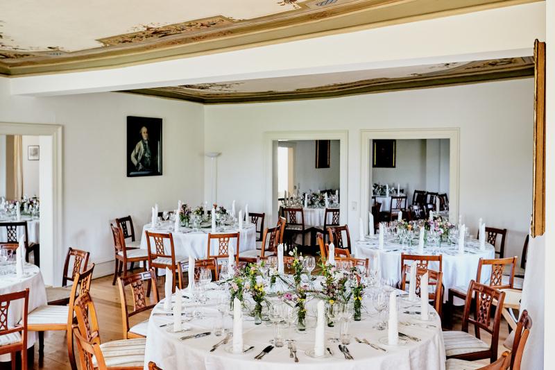 Hochzeit, Hochzeitsreportage Schloss Neuhaus in Sinsheim-Ehrstädt